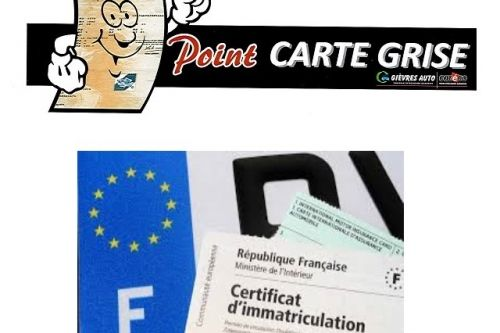 POINT CARTE GRISE BLOIS