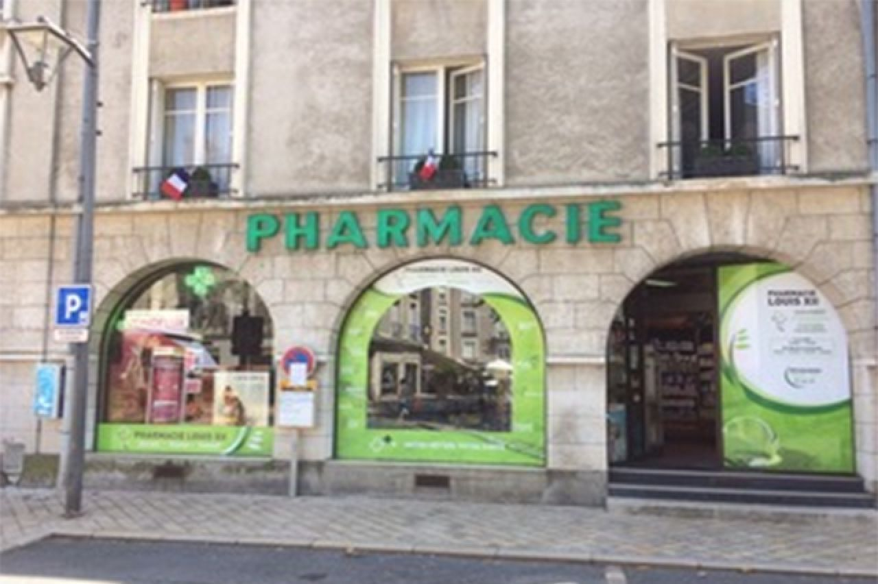 PHARMACIE LOUIS XII