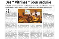 Blois : ARTICLE NR 06/04/2018