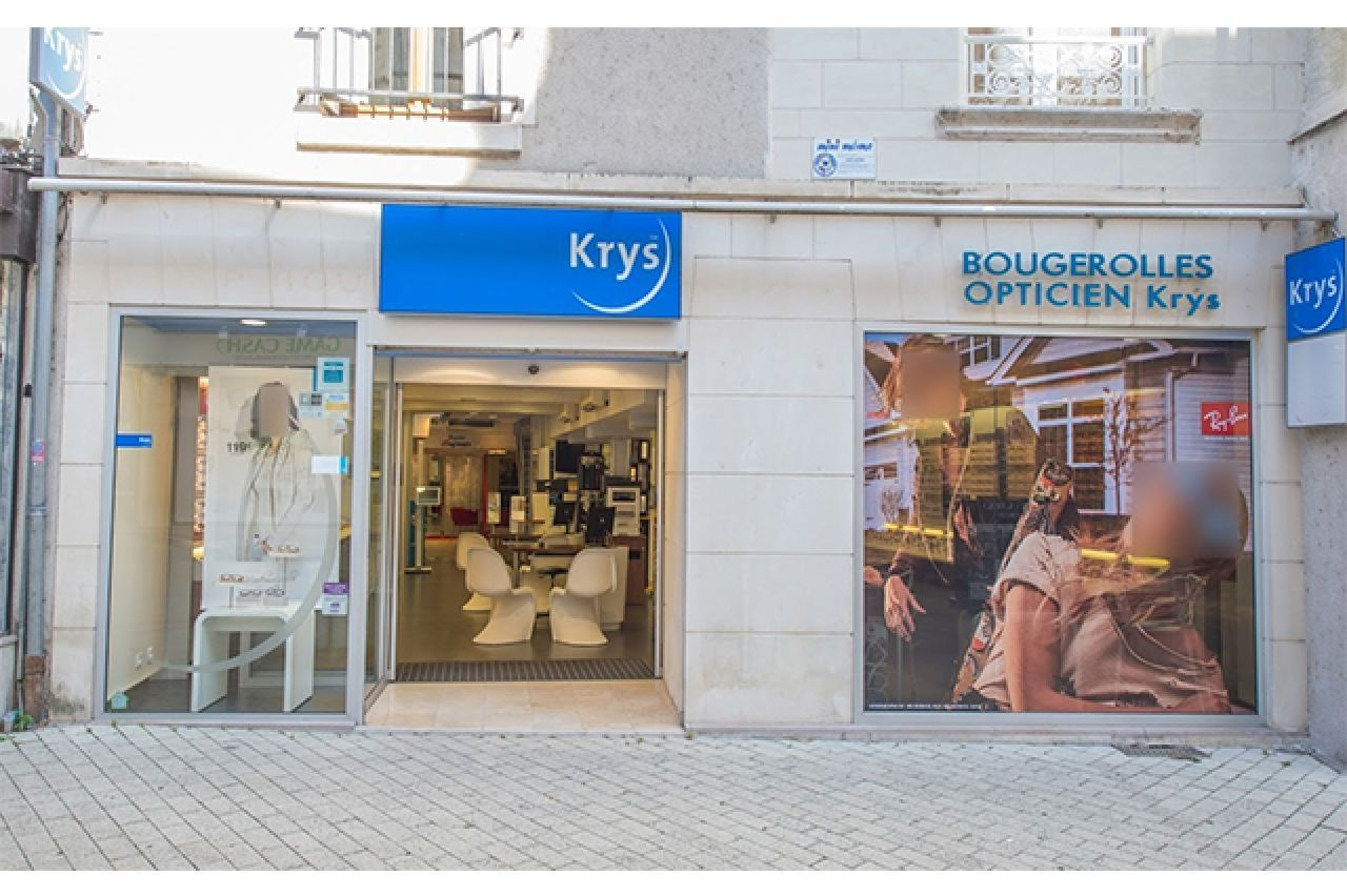 OPTICIEN KRYS BOUGEROLLES